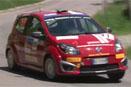 Twingo R1 Swiss Trophy / Championnat Suisse des Rallyes Junior Rallye du Chablais 2012